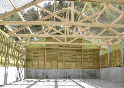 Ambiance bois fabrication ambiance bois for Architecte batiment agricole