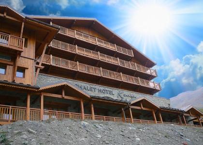 Résidences et hotels de Montagne